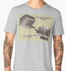 Machine Learning Men's Premium T-Shirt