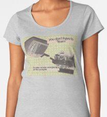 Machine Learning Women's Premium T-Shirt