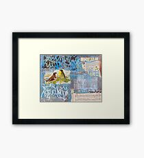 Intercession Framed Print