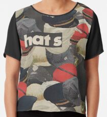 HATS Chiffon Top