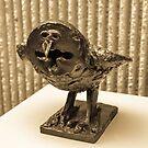 Angry Owl by Thaddeus Zajdowicz