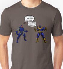 Join the Darkseid Thanos! T-Shirt