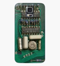 Circuit - recycling old electronics Case/Skin for Samsung Galaxy
