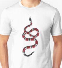Vertical Snake Unisex T-Shirt