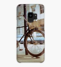 City Bicycle Case/Skin for Samsung Galaxy