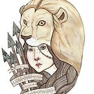 Lions Don't Lose Sleep by Heather Hartz