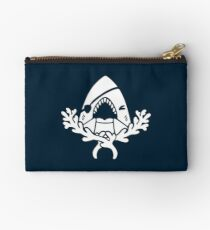 Jolly Roger - Pirate Shark Studio Pouch