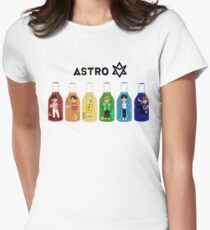 Astro - D.Store Women's Fitted T-Shirt