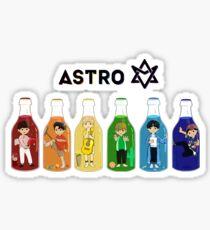 Astro - D.Store Sticker