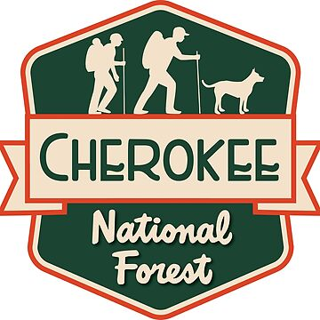 Cherokee National Forest by ginkgotees