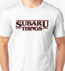 SUBARU THINGS Unisex T-Shirt