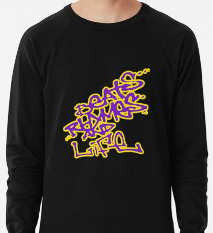 A Tribe Called Quest : Beats Rhymes and Life replica promo  Lightweight Sweatshirt