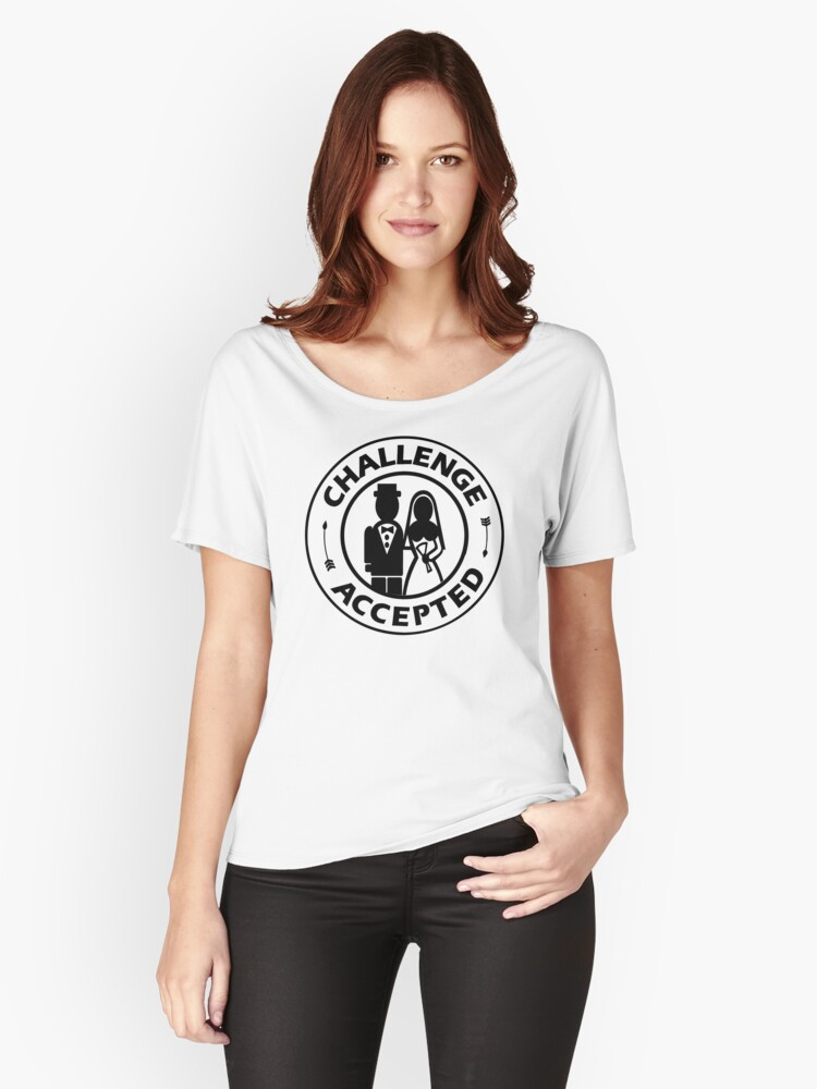 Camisetas Anchas Mujer Despedida Soltero «camiseta Para De La qq8xwrd7