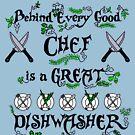 Great Dishwasher by ingridthecrafty