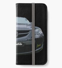 Mazda 3 MPS iPhone Wallet/Case/Skin