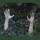 Creepy Hands by Valeria Lee