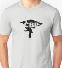 Crippled Black Phoenix Logo (Black) Unisex T-Shirt