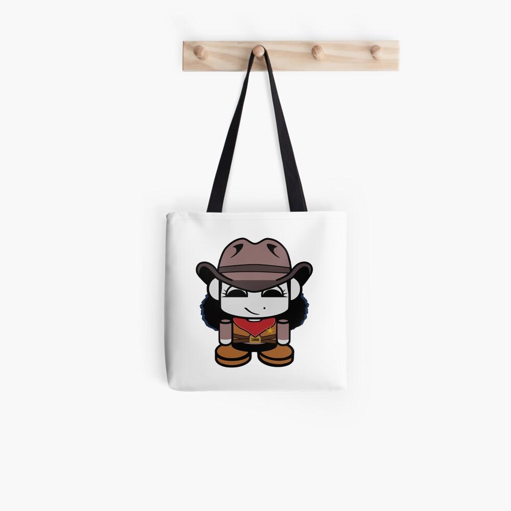 Cowgirl O'bot 1.0 Tote Bag
