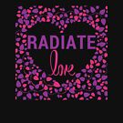 Design Day 68 - Radiate Love - March 9, 2018 by TNTs