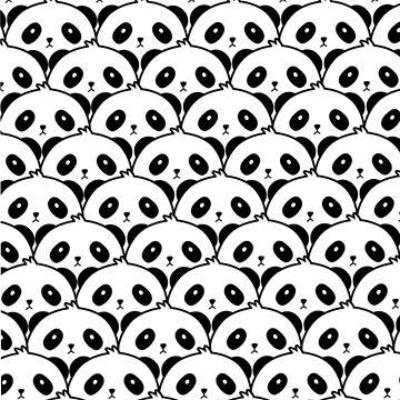 Panda cute  by ibrahimGhd