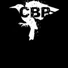 Cripple Black Phoenix Logo (White) by matthewdunnart
