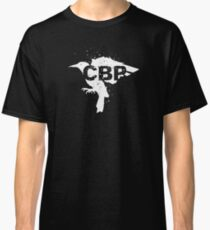 Cripple Black Phoenix Logo (White) Classic T-Shirt