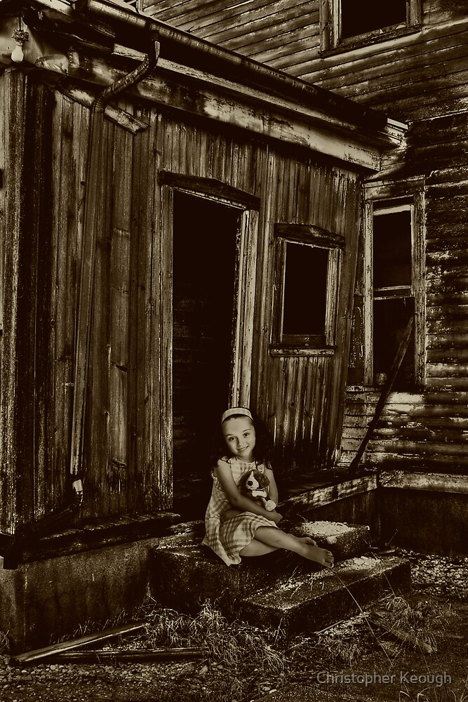 Child Of Poverty by Christopher Keough