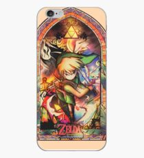 Winds of Flame and Sea - [Wind Waker] iPhone Case