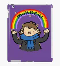 ~MURDER~ iPad Case/Skin