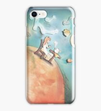 Apricots [From Super Mario Galaxy] iPhone Case/Skin