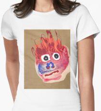 Alex - Personnage de Martin Boisvert Women's Fitted T-Shirt