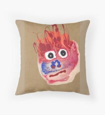 Alex - Personnage de Martin Boisvert Throw Pillow