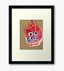 Alex - Personnage de Martin Boisvert Framed Print