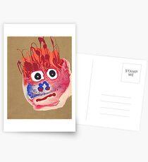 Alex - Personnage de Martin Boisvert Postcards