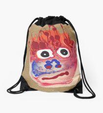 Alex - Personnage de Martin Boisvert Drawstring Bag