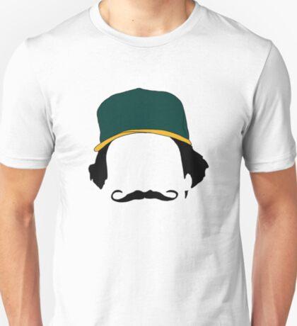 Vintage Mustache  T-Shirt