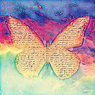 Butterfly in the sky by Edgot Emily Dimov-Gottshall