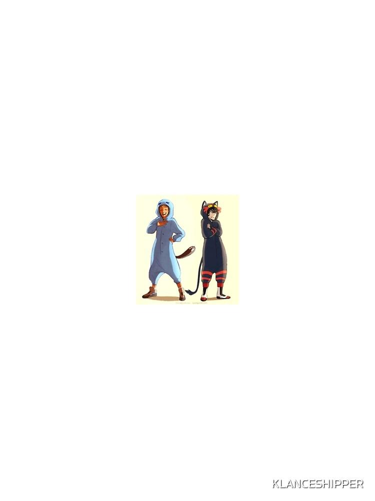 Klance as Pokemon by KLANCESHIPPER