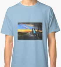 Collaboration with Redbubble Author, Enivea .....Dancing in the Dawn Classic T-Shirt