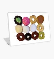 A Dozen Donuts Laptop Skin