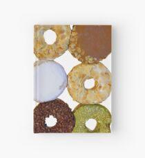 A Dozen Donuts Hardcover Journal