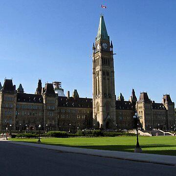 Parlement du Canada -- Ottawa by thali6