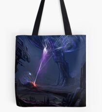 Storm Cruiser Tote Bag