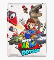Super Mario Odyssee iPad-Hülle & Klebefolie