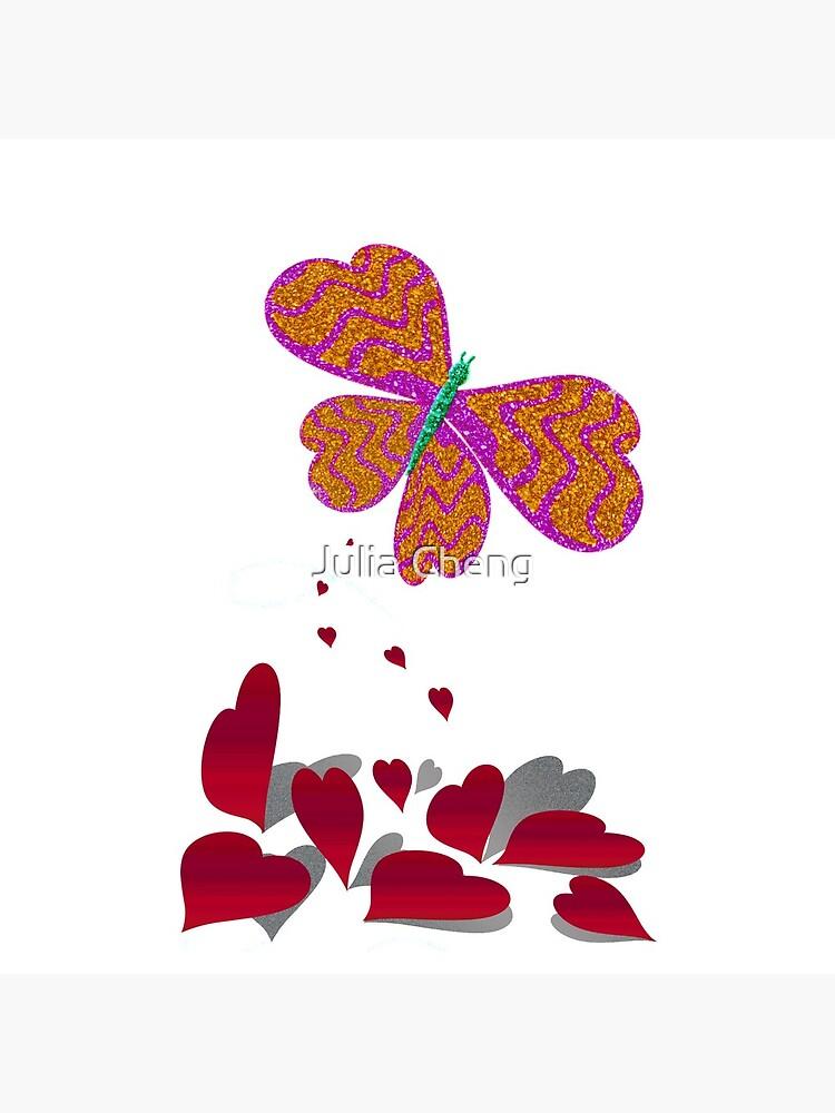 Con All My Heart Butterfly de GJade