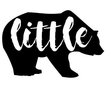little bear by schembri211