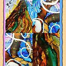 4 dimensions of waiting  by Dottie Phelps   Visker