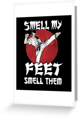 Smell my feet funny taekwondo karate kickboxer mma jiu jitsu martial smell my feet funny taekwondo karate kickboxer mma jiu jitsu martial arts by plistshirts m4hsunfo