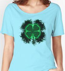 smokey shamrock Women's Relaxed Fit T-Shirt