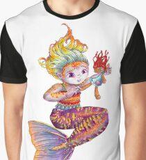 Mermaids New Toy Graphic T-Shirt